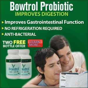 Advantages-Bowtrol Probiotic