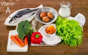 Vitamin A Food