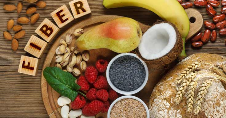 Consumption of Fiber-Rich Diet Linked to Reduced Colon Cancer Risk
