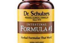 Dr. Schulze's Intestinal Formula #1