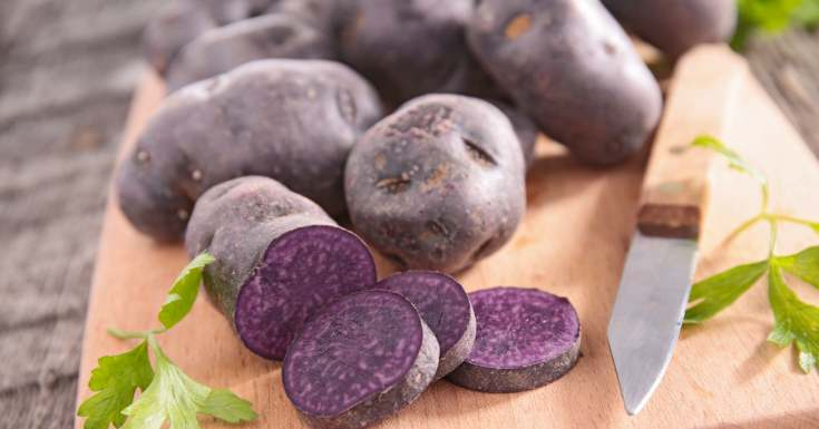 Purple veggie Really Help To Prevent Colon Cancer