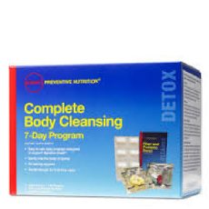 GNC Complete Body Cleansing